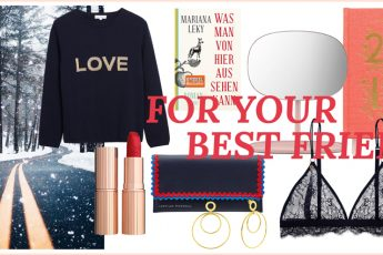 Christmas gift guide for your best friend Headerbild