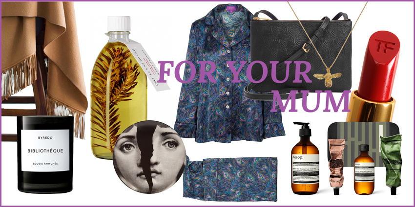 Christmas gift guide for your mum