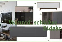 Wanted schickes Sideboard