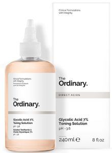 The Ordinary – really abnormal? Glycolic Acid 7% Toning Solution