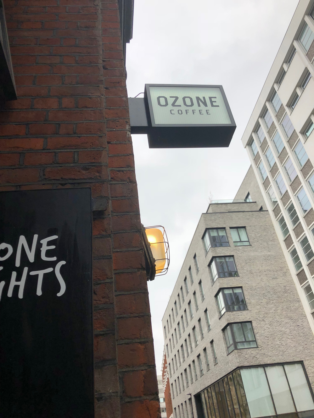 London Coffee Ozone Coffee Roasters