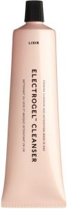 Skincare in pastellrosa Electrogel Cleanser
