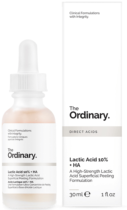 The Ordinary – really abnormal? (Teil 2) Lactic Acid 10% + HA