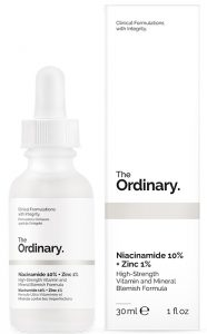 The Ordinary – really abnormal? (Teil 2) Niacinamide 10% + Zinc 1%