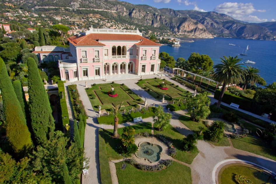 To Dos French Riviera Villa Ephrussi de Rothschild