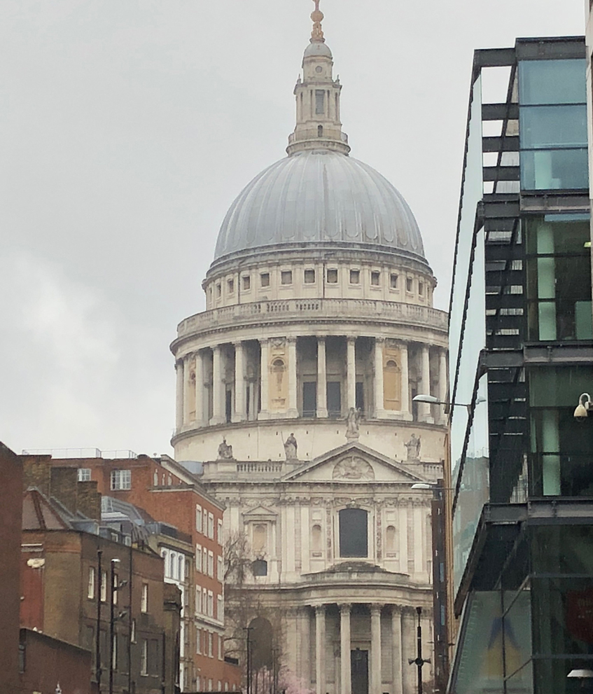 What happend April 2018 St. Paul's Cathedral