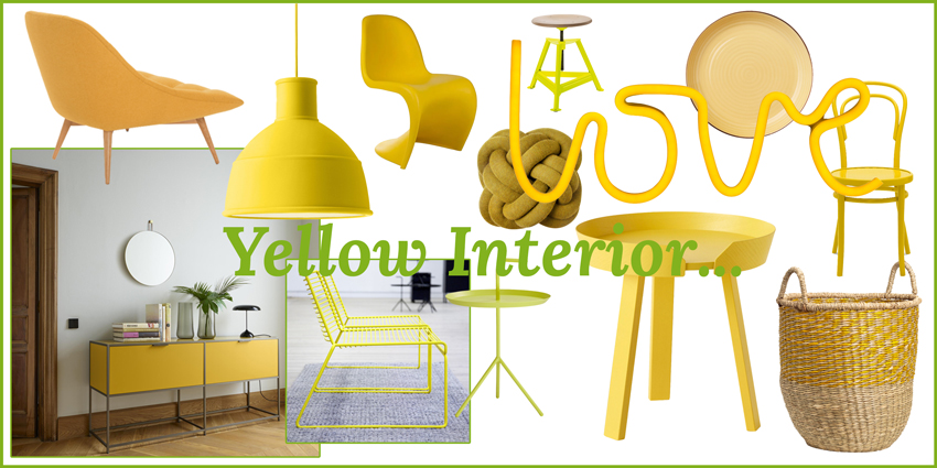 Yellow interior Headerbild