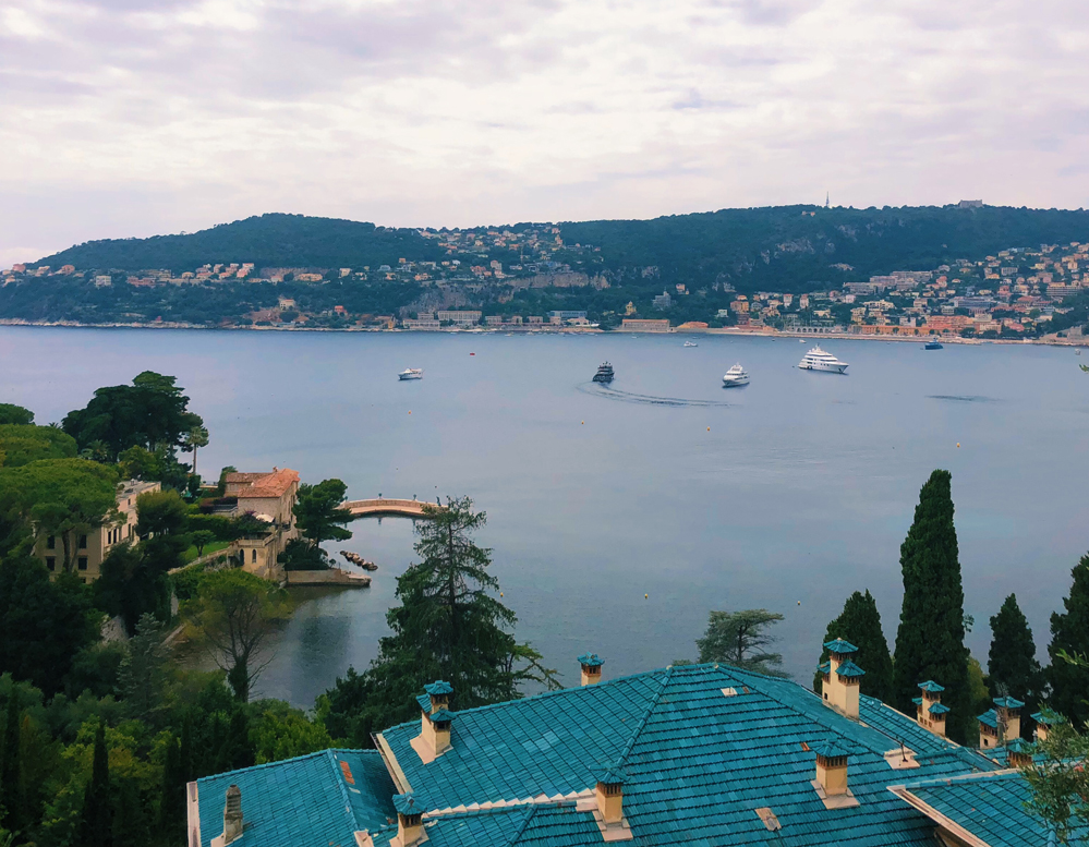 What happend June 2018 Villefranche sur Mer