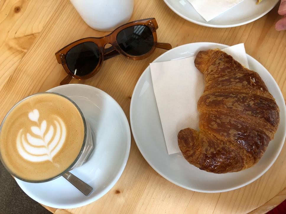 First stop Milano Orsonero Coffee