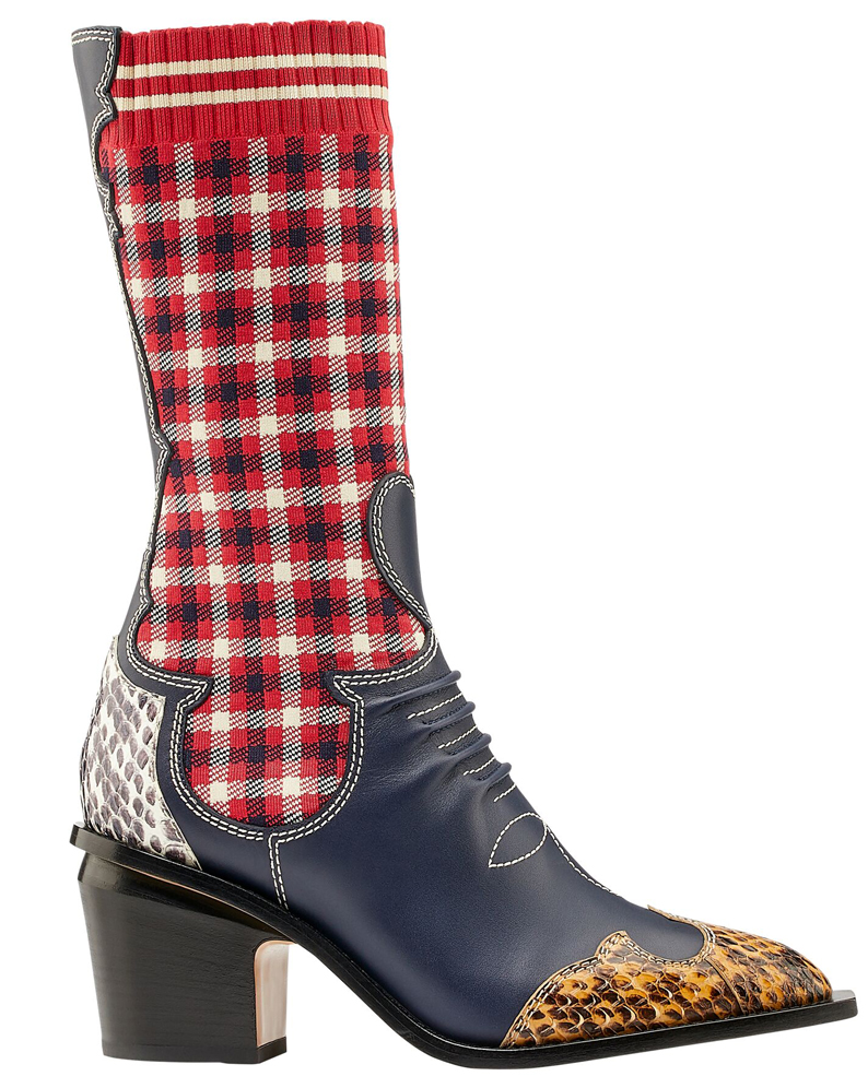 Dress up for Wiesn Fendi Boots