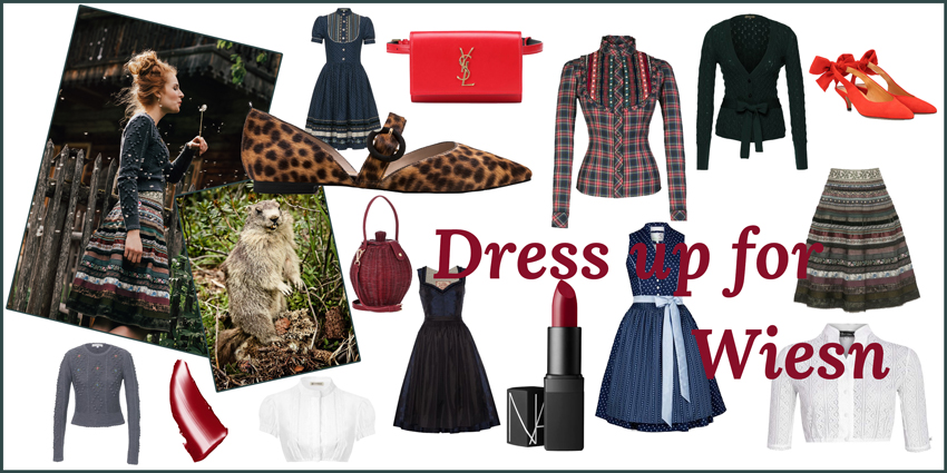 Dress up for Wiesn Headerbild