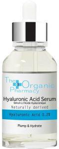 New in Beauty Hyaluronserum Organic Pharmacy