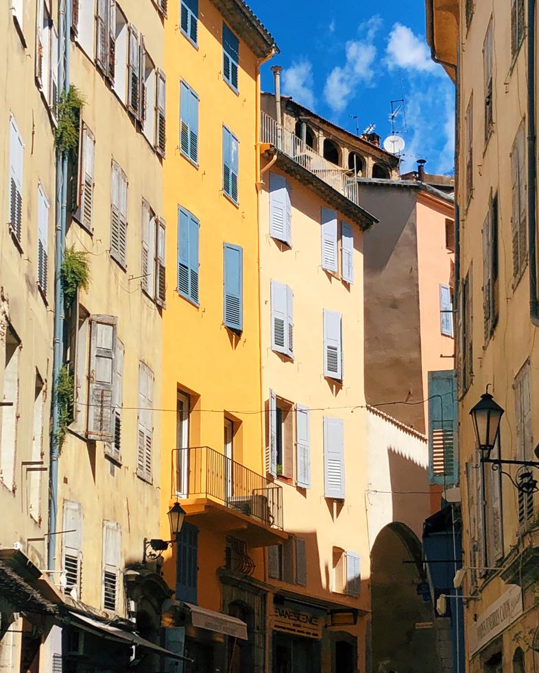 Summer in France Grasse