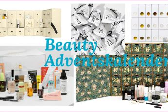 Beauty Adventskalender Headerbild