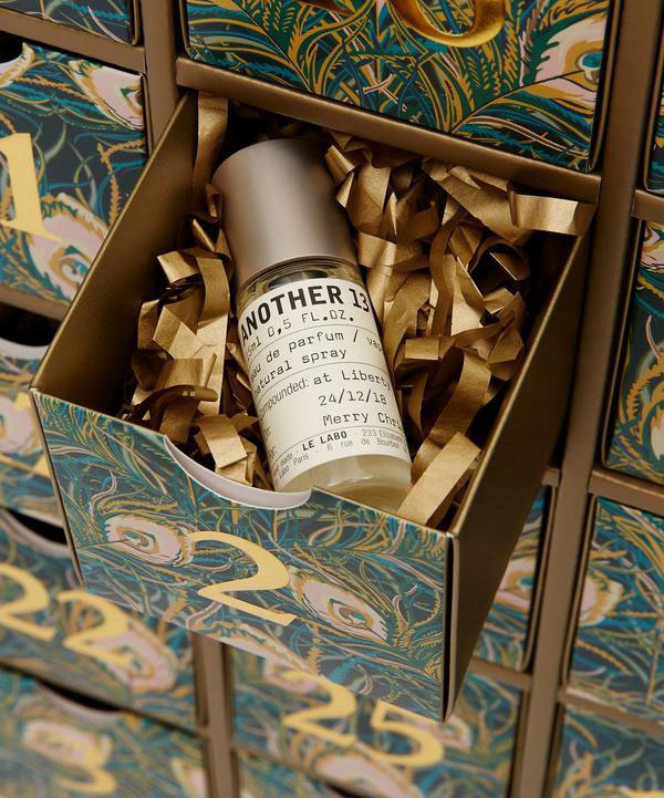 Beauty Adventskalender Liberty London Detail