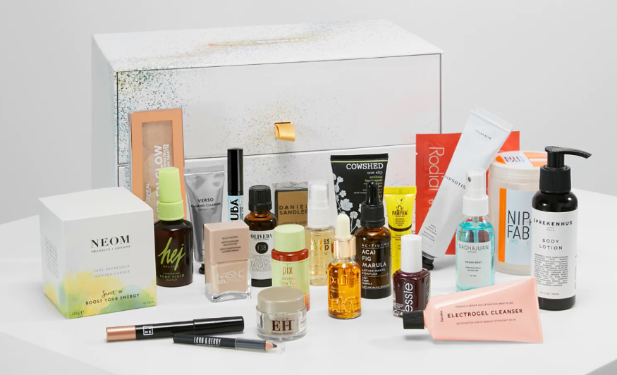 Beauty Adventskalender Zalando
