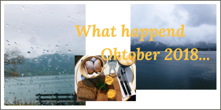 What happend October 2018 Headerbild
