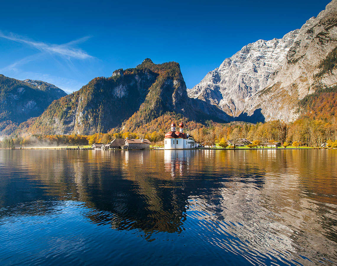 What happend October 2018 Königssee