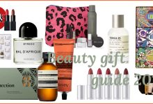 Beauty gift guide 2018