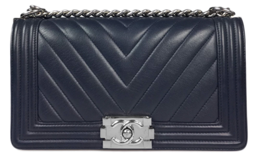 Birthday Wishlist Chanel Boy Bag blau