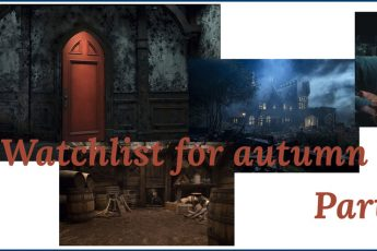 Watchlist for autumn part 2 The Hauting of Hill House