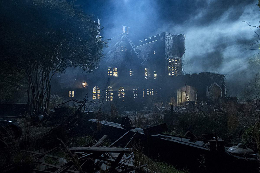 Watchlist for autumn part 2 The Haunting of Hill House