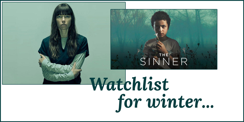 Watchlist for winter The Sinner Headerbild