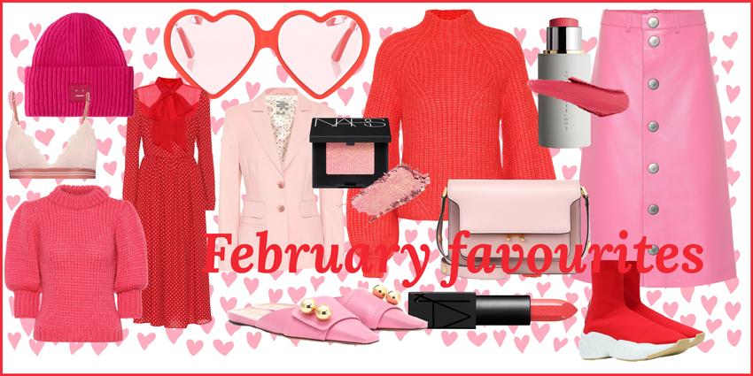 February Favourites Headerbild