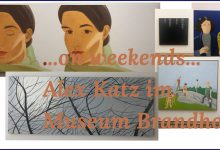 …on weekends…Alex Katz im Museum Brandhorst