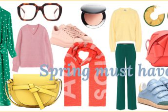Spring must haves Headerbild