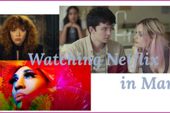 Watching Netflix in march Headerbild